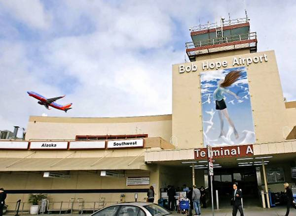 The existing terminal at Bob Hope Airport is 80 years old and would be demolished after the completion of a new terminal to create more space between it and the taxiways.