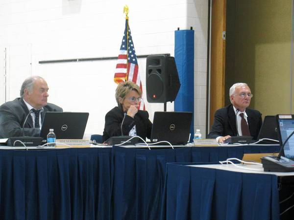 "Wheaton Warrenville Community Unit School District 200 board members are considering a $49,500 contract with an outside firm for a ""community engagement process."""