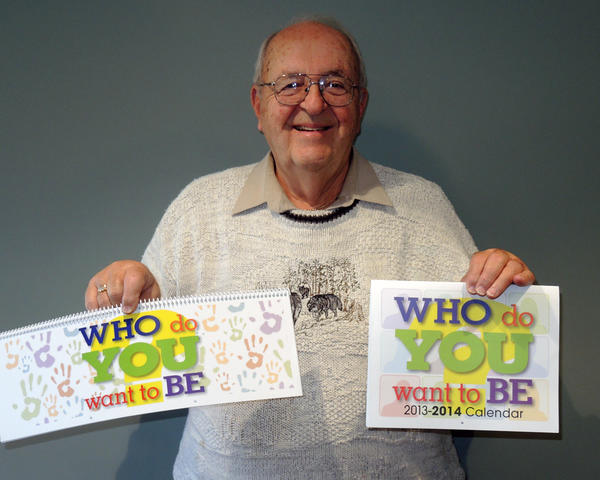 "Entrepreneur Currie Weed, Harbor Springs, is piloting a core values program called ""Who do You want to Be"" in eight local schools with materials funded by the Petoskey Harbor Springs. Foundation. He plans to start a nonprofit organization to produce the materials and donate anp profits back to the communities using the program."