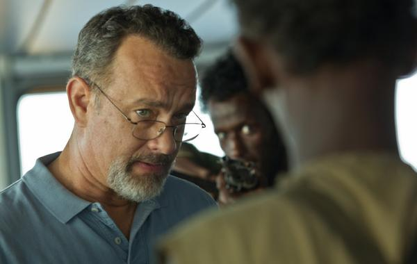 "Tom Hanks stars in ""Captain Phillips,"" which took in $26 million at the box office this weekend."