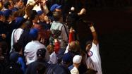 The 2003 Cubs-Marlins-Bartman game