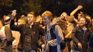 Police use pepper spray at melee near Western Washington University