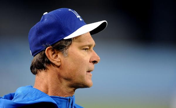 Is Don Mattingly's future with the Dodgers in jeopardy?