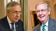 Senators 'getting closer' to budget deal, Reid says