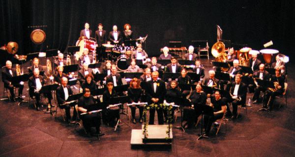 The Community Concert Band Presents: Tchaikovsky