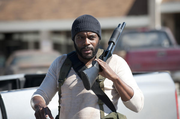 """Chad Coleman plays Tyreese on """"The Walking Dead."""""""