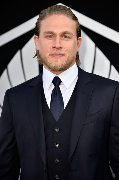 "Actor Charlie Hunnam has dropped out of the film ""Fifty Shades of Grey."""