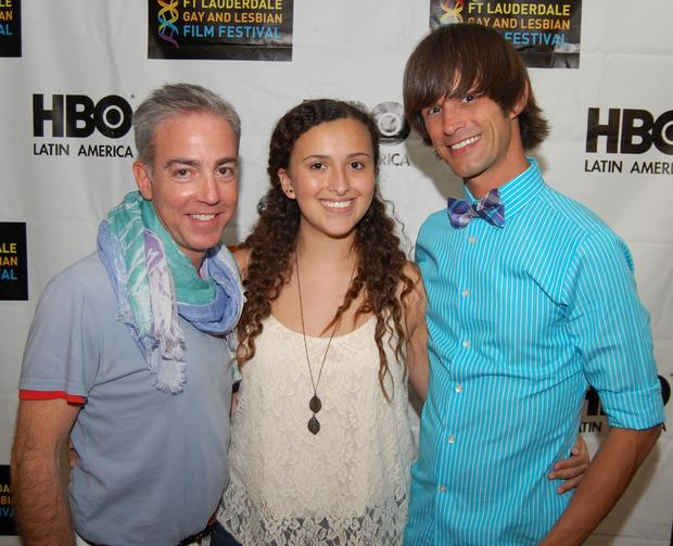 "The fifth annual Fort Lauderdale Gay and Lesbian Film Festival staged a pair of closing parties on Sunday night at Chill Wine Bar and Alexan Solmar, both in Fort Lauderdale. Celebrities also walked the red carpet for Sunday night's screening of ""Southern Baptist Sissies"" at the Classic Gateway Theatre."