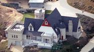 Shari Belafonte lists her castle retreat