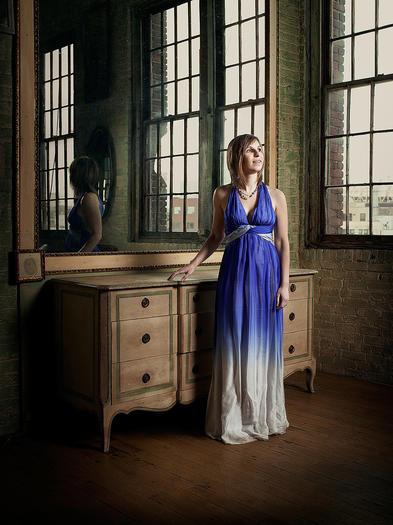 Mezzo-soprano Laurie Rubin