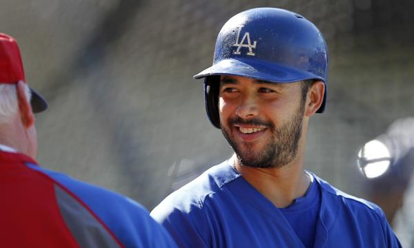 Dodgers center fielder Andre Ethier will be in the starting lineup for Game 3 of the National League Championship Series against the St. Louis Cardinals on Monday.