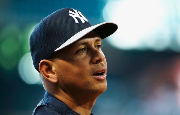 Alex Rodriguez, standing up for sanity.