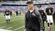 Ravens coach John Harbaugh plans to make a few changes before team faces Steelers