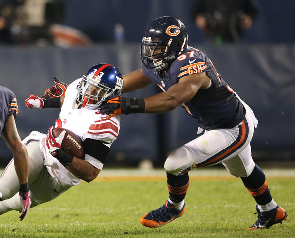 Bears linebacker Jon Bostic says he's better prepared now than he was during a promising exhibition season.