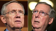 Senate leaders close in on deal to end budget standoff