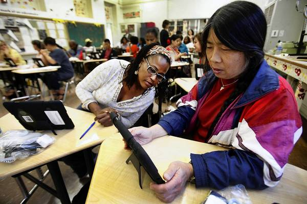 Four schools defer iPads