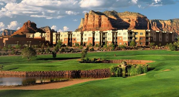 Hilton Sedona Resort & Spa in Sedona, Ariz.