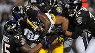 Ravens can't afford to take a step back against the Steelers
