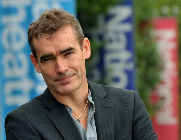 Stage and film director Rufus Norris in London on Tuesday.