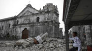 Philippines earthquake death toll hits 93; hospital collapses