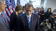 House budget offer crumbling, faces conservative opposition