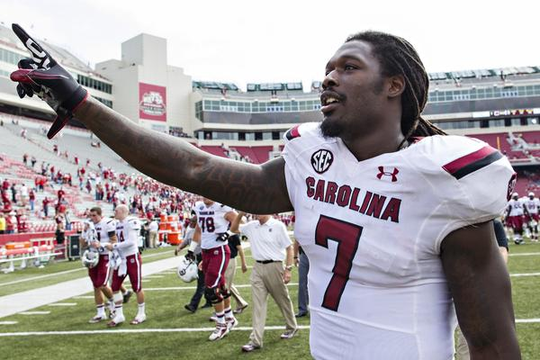 Surely the NFL will let the Bears draft Jadeveon Clowney now. Right?