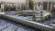 Fear of virus halves turnout of Muslim faithful for hajj pilgrimage
