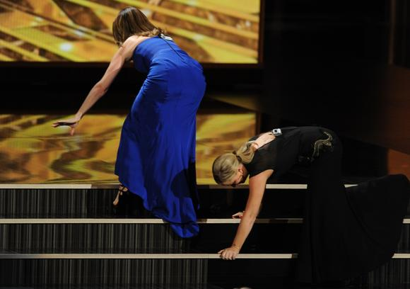 Fey and Poehler award-show moments