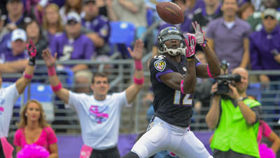 Ravens wide receiver Jacoby Jones' role expected to expand afte…