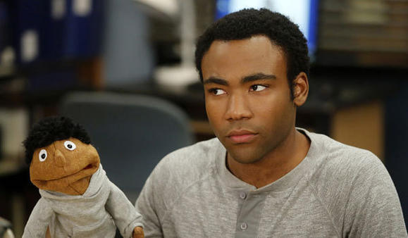 "Donald Glover will appear in five episodes of ""Community's"" fifth season."