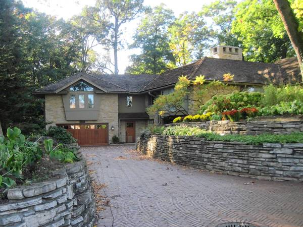 Local landmark status is being sought for this house at 820 N. Washington Street in Hinsdale.