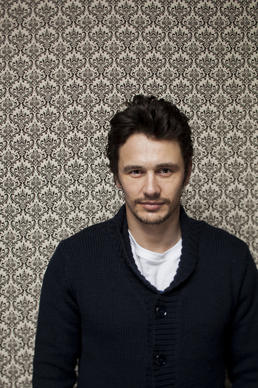 "James Franco, producer on the films, ""Kink"" and ""Interior. Leather Bar,"" is photographed in the L.A. Times Photo & Video studio, on the fourth day of"