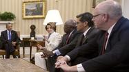 Senate leaders put budget talks on hold as Boehner struggles in House