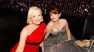 Tina Fey and Amy Poehler give the Golden Globes credibility