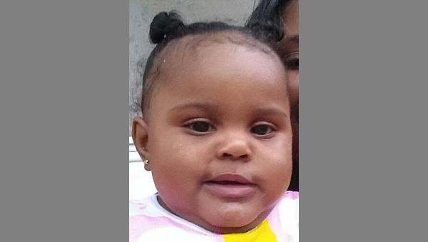 Mi'Leyah Denise Johnson, 11 months, died in a fire in the 6700 block of South Emerald Avenue on Tuesday.