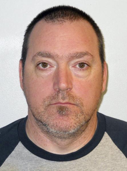 "Raymond ""Raynard"" Stevens, 42, after his arrest."