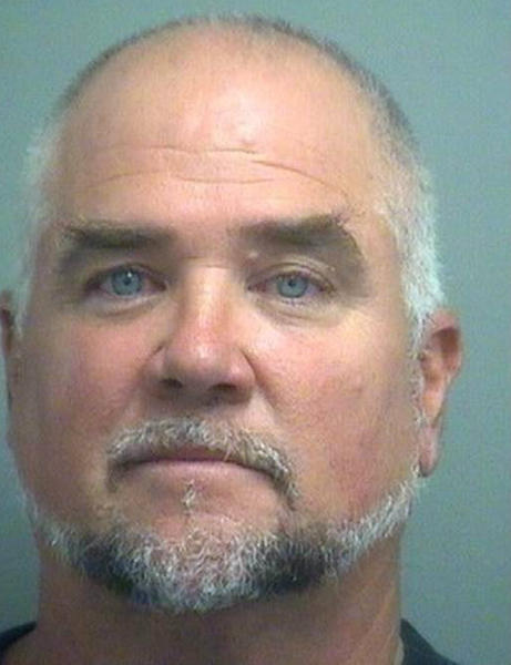 Robert Hughey, 53, was sentenced Tuesday to three years in state prison after pleading guilty in Palm Beach County Circuit Court to manslaughter with a firearm, for his role in the July 2010 hit man-assisted suicide of Jupiter businessman Robert Geragi, 61.