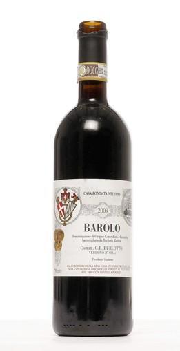 Barolo Comm. GB Burlotto 2009