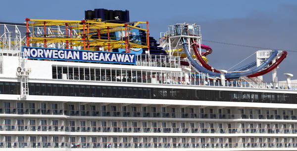 Pictures: New and soon-to-arrive cruise ships - NCL Breakaway