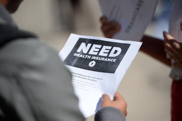 Need health insurance? Prepare to show your papers.