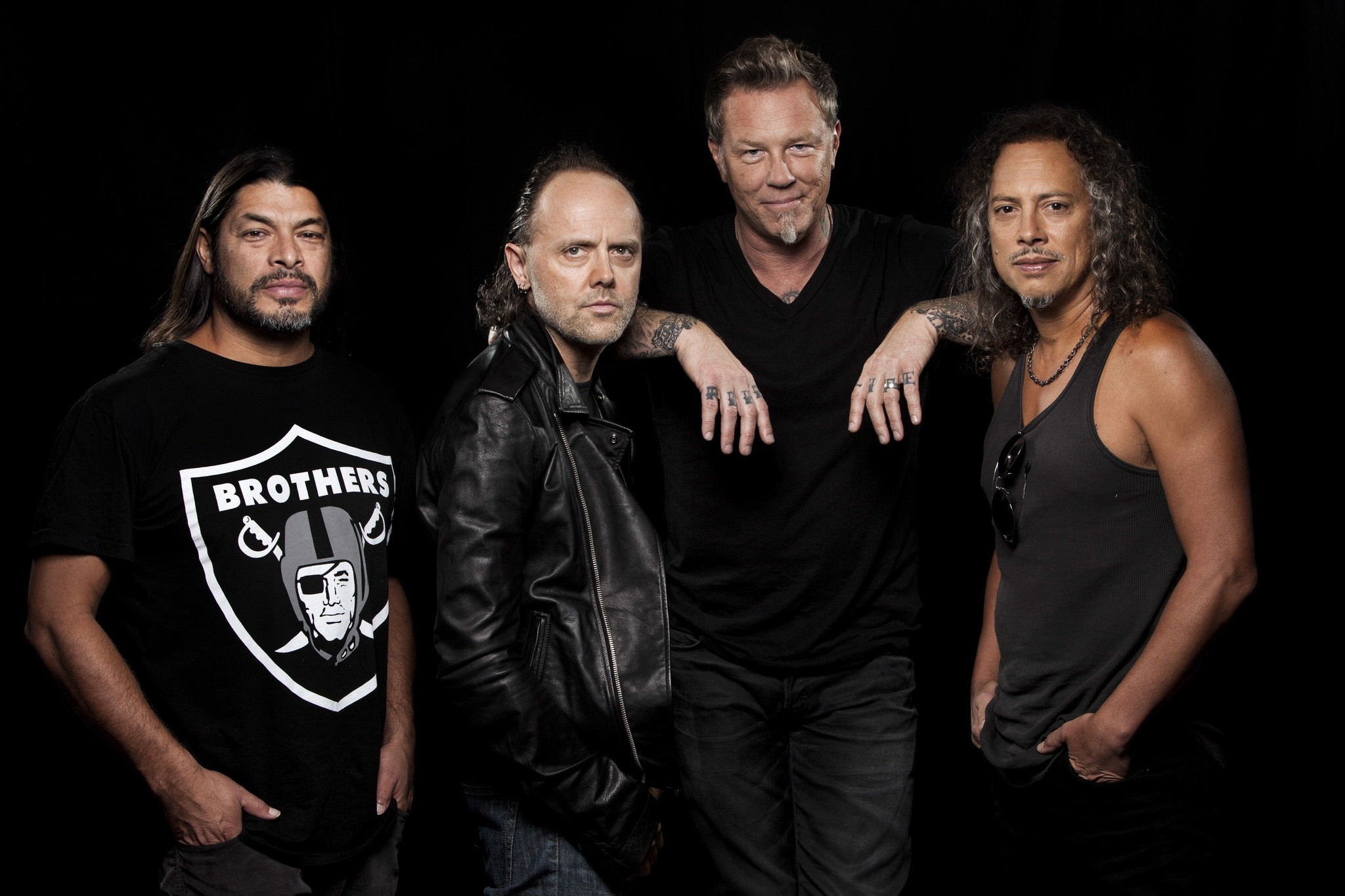 Metallica will lend its support to victims of recent fires in the Bay Area. (Jay L. Clendenin / Los Angeles Times)
