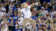 'Rally Bear' or not, should the Dodgers have a mascot?