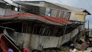 Philippines earthquake death toll up to 110, officials say