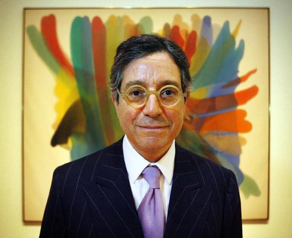 Jeffrey Deitch at MOCA in 2010. The former museum director says he wants to launch a major exhibitions venue in New York that will reach a large public without the institutional constraints of a nonprofit museum.