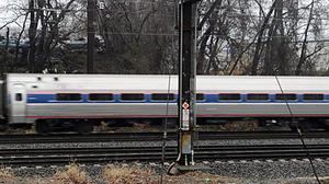 Amtrak riders can now report 'suspicious activity' via text messages
