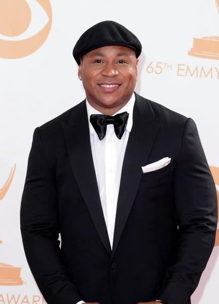 Rapper LL Cool J arrives at the 65th Annual Primetime Emmy Awards held at Nokia Theatre L.A. Live on September 22, 2013 in Los Angeles, Calif.