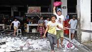 Photos: Philippines quake