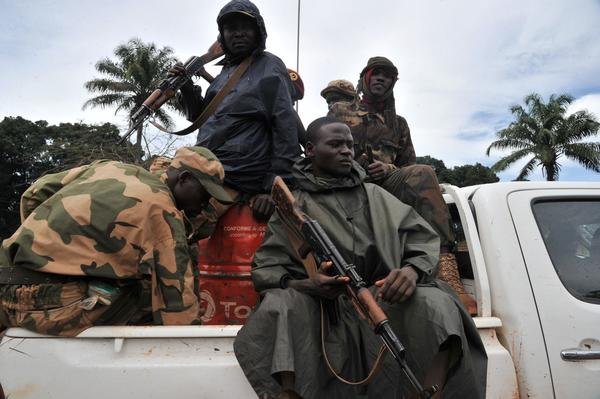 Unrest in Central African Republic