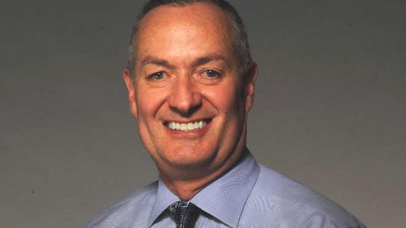 Tribune Publishing CEO Tony Hunter.