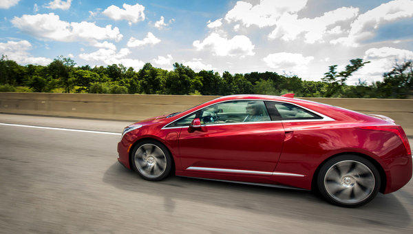 Cadillac's plug-in ELR -- based largely on the Chevy Volt -- will go on sale in January 2014. It will start at $75,995, including destination but before any tax rebates or incentives.